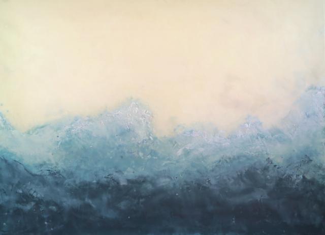 , 'Blue Wave III,' 2018, Winston Wächter Fine Art