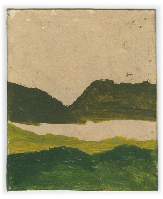 , 'Landscape Series, Scotland: White Water, White Sky and Cliffs,' , Ingleby Gallery