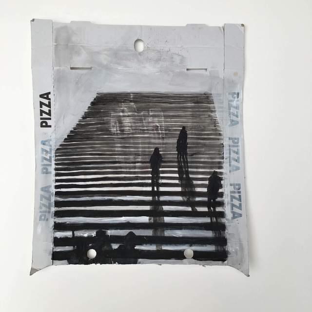 , 'Crossroad Study,' 2016, Galerie Ron Mandos