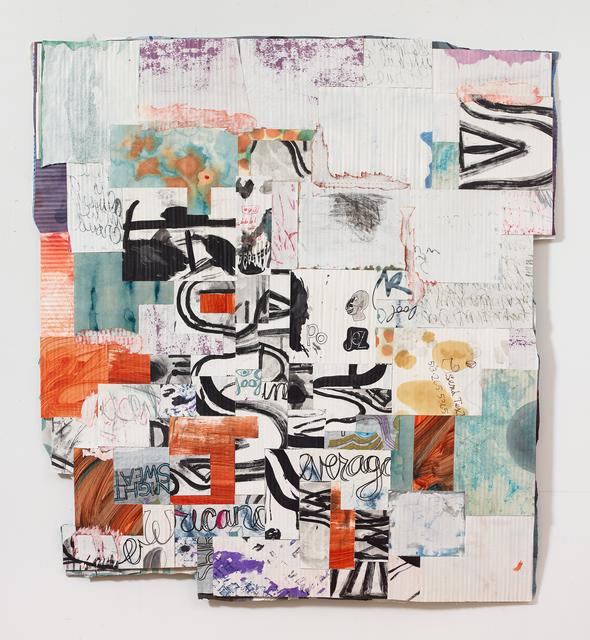 , 'Untitled,' 2017, Berggruen Gallery