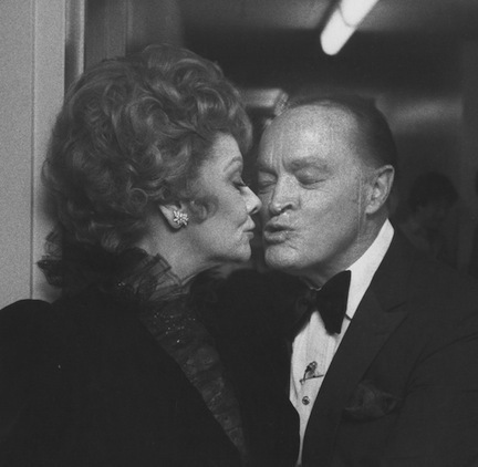 , 'Lucille Ball and Bob Hope, Burbank, California,' 1982, Staley-Wise Gallery