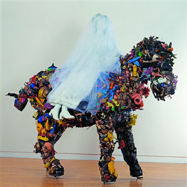 , 'Cheval et la Mariée (Horse and Bride),' 1963, RMN Grand Palais
