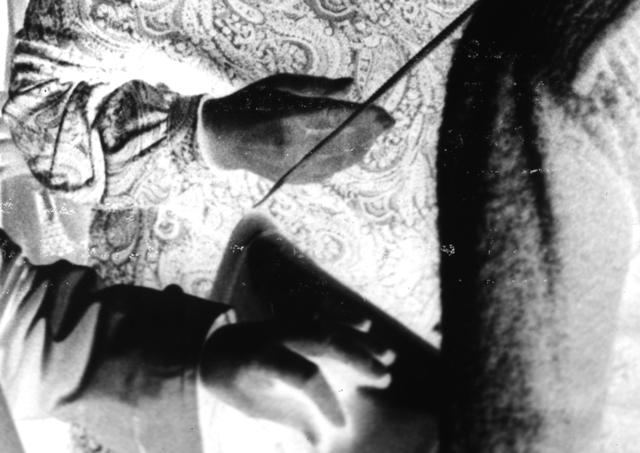 , 'Imprinted Mater, Installation detail, fragment of archive image, original photograph: Archivo General de la Nación Argentina (Dpto. Doc. Fotográficos), 2017.,' 2017, Looiersgracht 60