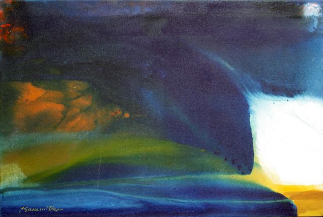 , 'Winter Night,' 1985, David Richard Gallery