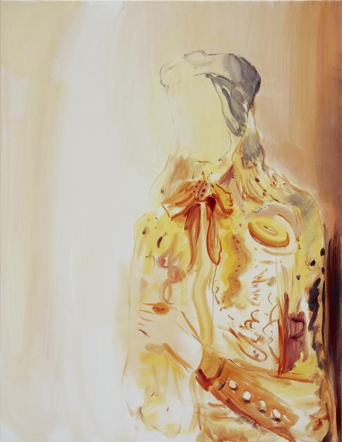 , 'Portrait 4,' 2019, bo.lee gallery