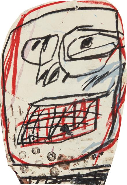 Jean-Michel Basquiat, 'Untitled', ca. 1981-1982, Phillips