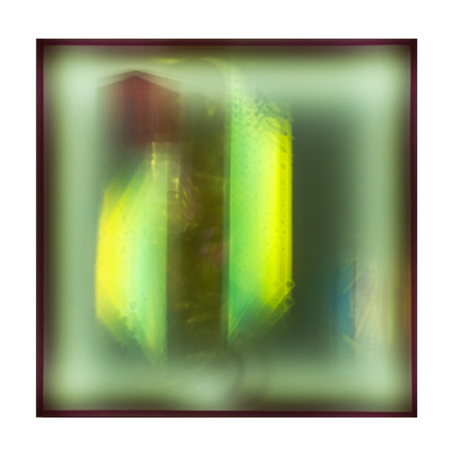 , 'Submerged No. 11, Moss Green with Pink,' 2017, Circuit12