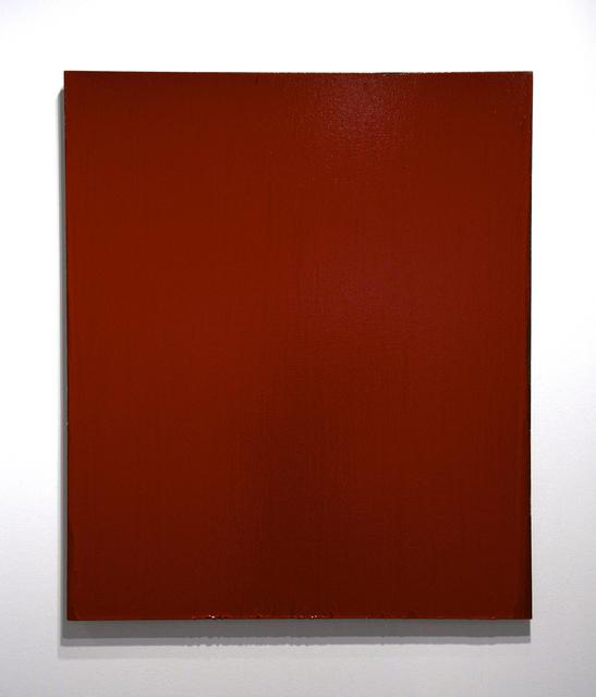 , 'Red Painting,' 2000, Rhona Hoffman Gallery