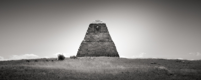 , 'Ames Monument, Wyoming,' , Soho Photo Gallery
