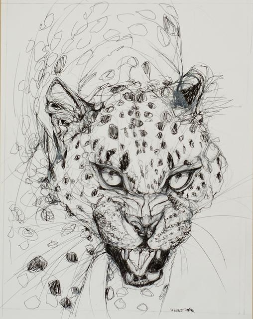 , 'Cheetah,' 2018, InLiquid