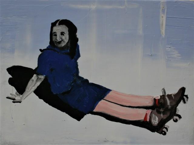 , 'Skater,' 2019, Art Preview
