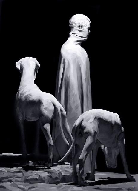 , 'Limier,' 2019, Galerie Bayart