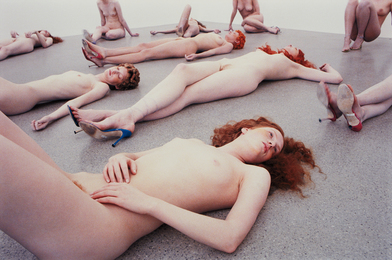 Vanessa Beecroft, 'VB43.035.ali,' 2000, Phillips: New Now (February 2017)