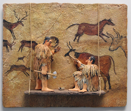 Stephen Hansen, 'Lascaux, France (Prehistoric Cave Painters)', 2015, Zenith Gallery