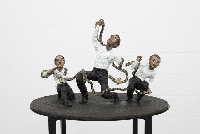 , 'Laocoön,' 2016, Deweer Gallery