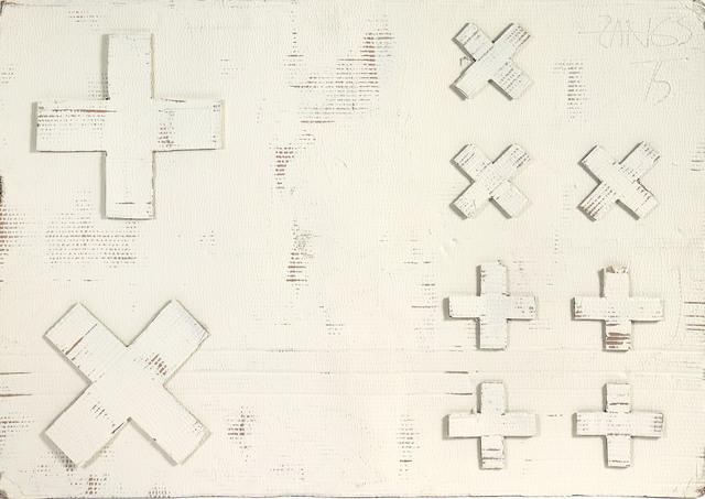 , 'Rechenzeichen,' 1975, e.artis contemporary