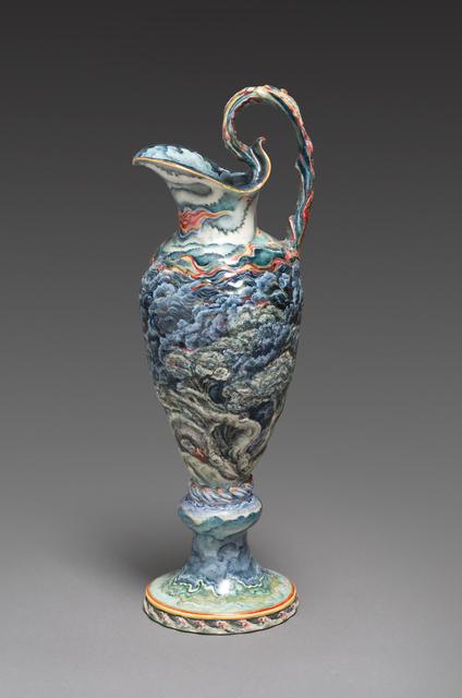 , 'Blaze,' 2018, Eutectic Gallery