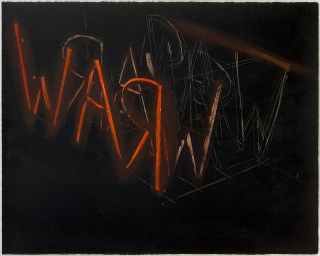 , 'Raw War,' 1971, Susan Sheehan Gallery