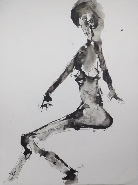 , 'Untitled, Nude #6,' 1997, Lawrence Fine Art