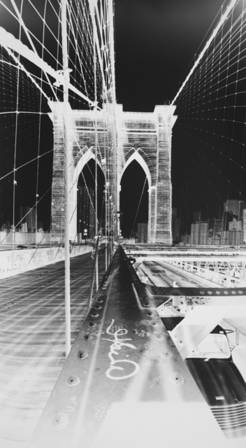 , 'Brooklyn Bridge: June 11,' 2015, Howard Greenberg Gallery