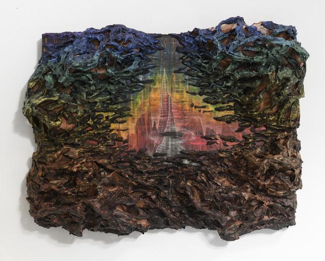 , 'Unknown Horizon,' 2018, Craig Krull Gallery