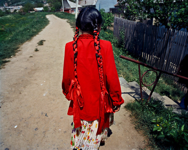 , 'The Long Plaits, Tirnaveni , Romania ,' 2000, Purdy Hicks Gallery
