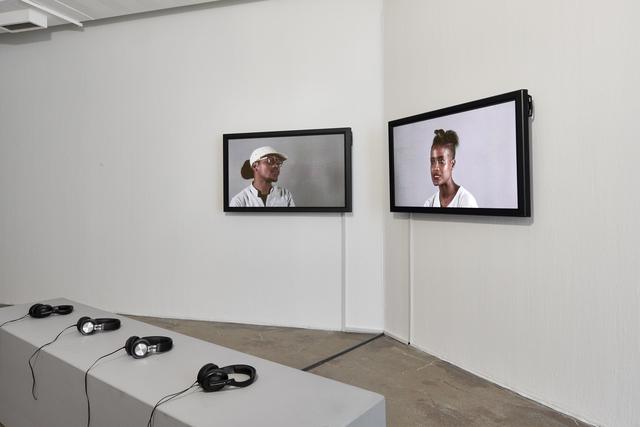 , 'It's a pleasure to meet you,' 2016, Goodman Gallery