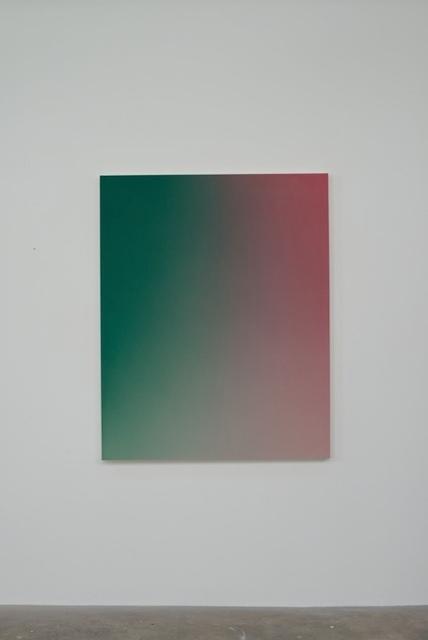 , 'Fade XXIX Viridian Green Rose,' 2014, Vigo Gallery