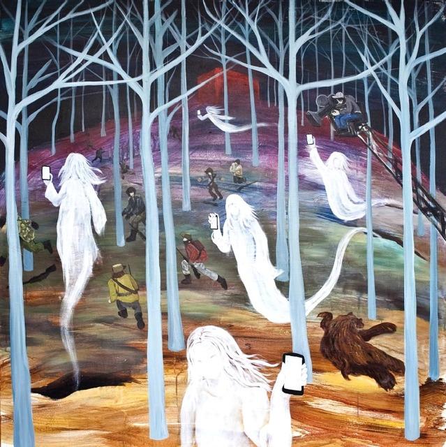 , 'El bosque de los testigos,' 2012, Ruttkowski;68