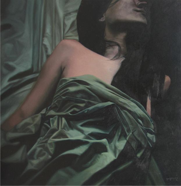, 'Reading between the lines II,' , Great Banyan Art