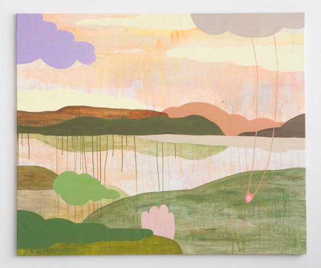 , 'Okända landskap 4,' 2012, Andréhn-Schiptjenko