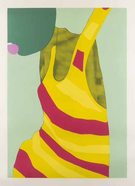 Gary Hume, 'London Fields', 2013, Forum Auctions