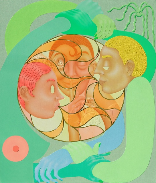 , 'Silent Partner,' 2017, Shulamit Nazarian