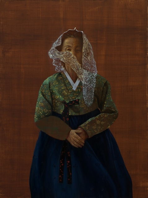 , 'The veil,' 2016, CHOI&LAGER