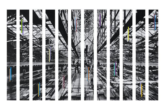 , 'Scompte 2,' 2017, Artemisa Gallery