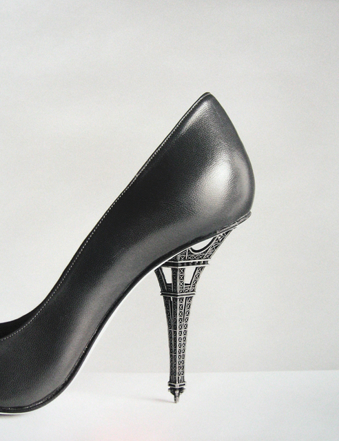 , 'Untitled - (High heel shoe with Eiffel Tower),' 2006, PDNB Gallery
