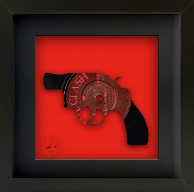 Keith Haynes, 'Clash Gun - Bank Robber', Gallery Different