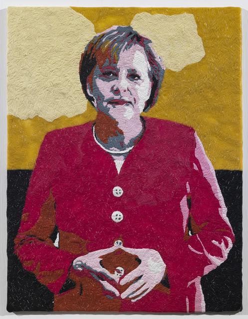 , 'Merkel,' 2014, Partners & Mucciaccia
