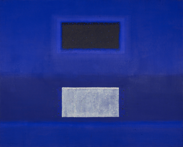 , 'IN BLUE Jun '97,' 1997, Whitestone Gallery
