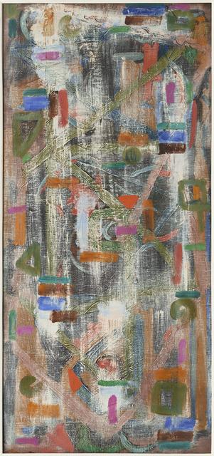 , 'Music,' early 1950s, Debra Force Fine Art