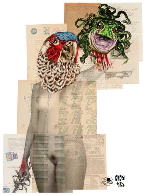 , 'La Testa di Medusa,' , Jonathan LeVine Projects