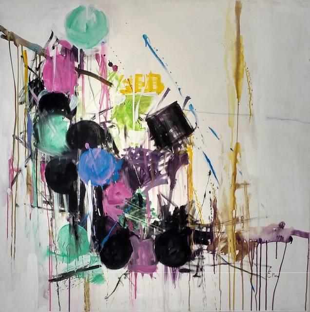 , 'Bolhas,' , Inn Gallery