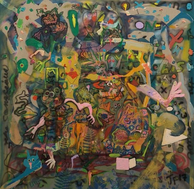 , 'The Consious,' 2017, Ro2 Art