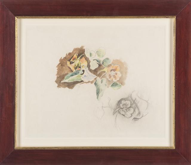 , 'Nature morte aux fleurs,' 1955, Simon Studer Art