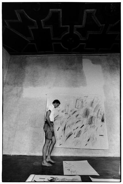 , 'Cy Twombly, Roma,' 1969-1970, Lia Rumma