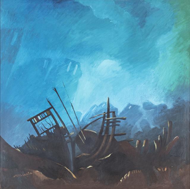 , 'Arrows,' 1997, Hafez Gallery