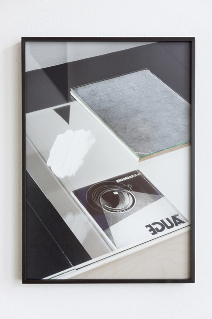 , 'I see you seeing me see you, Cooper Gallery, Dundee #12,' 2014-2016, Kadel Willborn