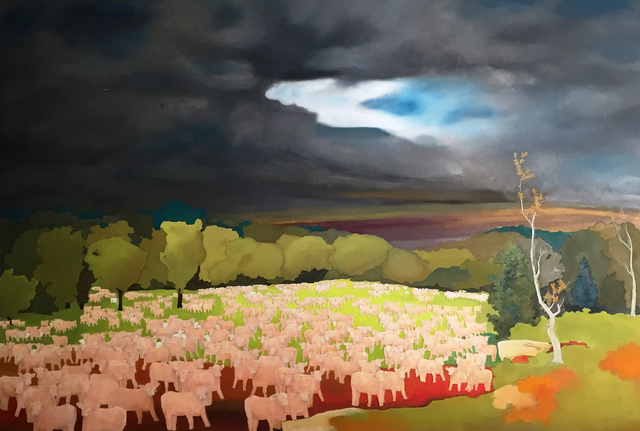 , 'The Coming Storm,' 2010, Madelyn Jordon Fine Art