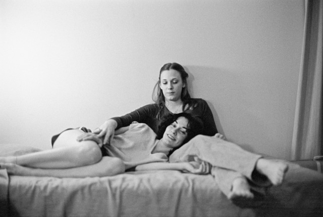 , 'Lisa and Marianne,' 1978 (printed 2013) , Jane Lombard Gallery