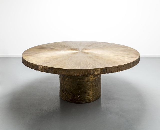 , 'Radiant Table ,' 1995, David Gill Gallery